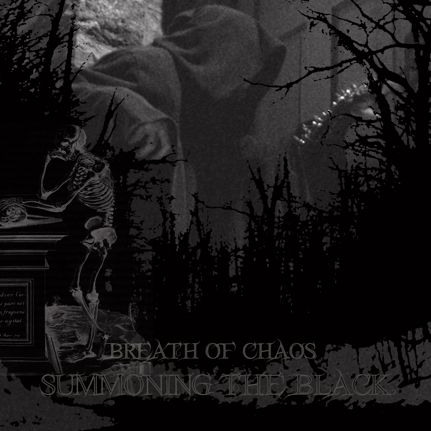 Breath Of Chaos - Summoning The Black (best of/compilation) (2011)