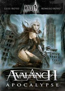 Avalanch - Malefic Time Apocalypse (2011)