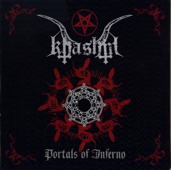 Khashm - Portals Of Inferno (2011)