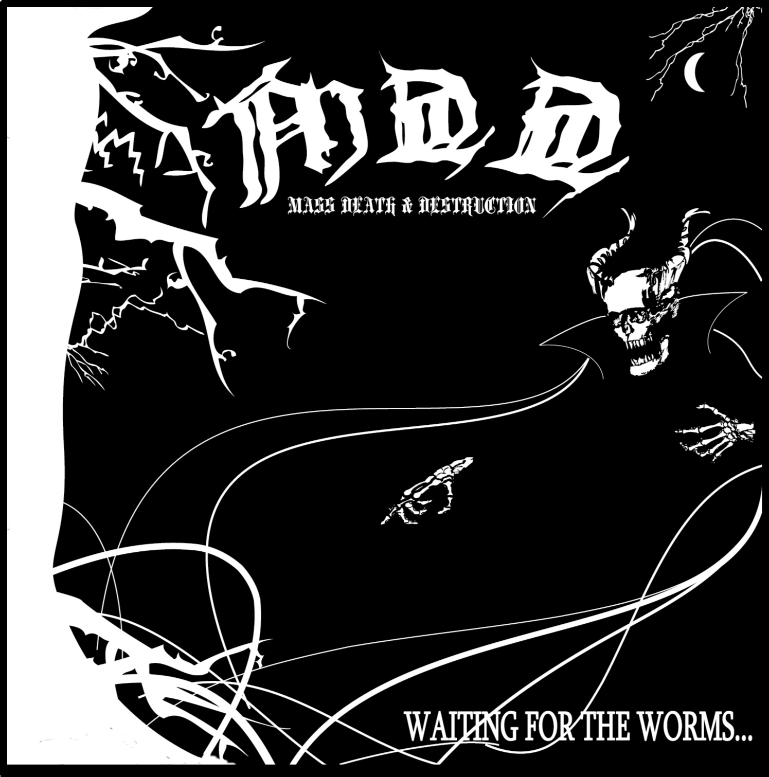 M.D.D. Mass Death - Waiting For The Worms… [ep] (2011)