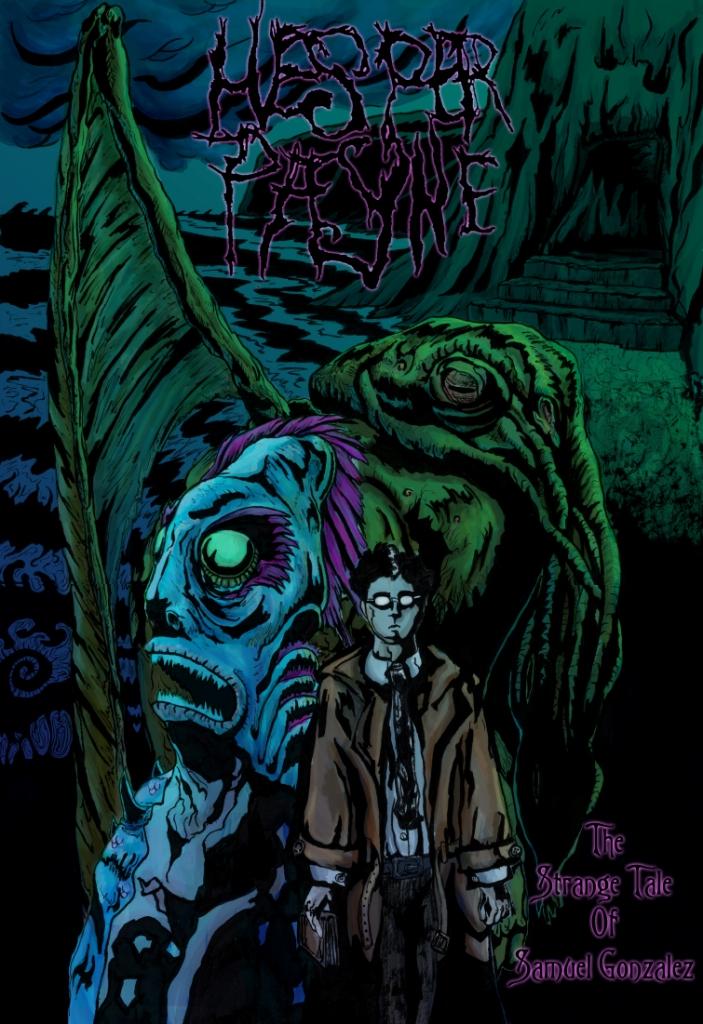 Hesper Payne - The Strange Tale Of Samuel Gonzalez [ep] (2012)