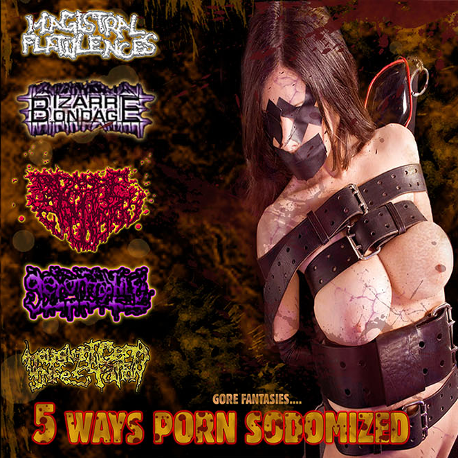 Porn barbed wire bondage