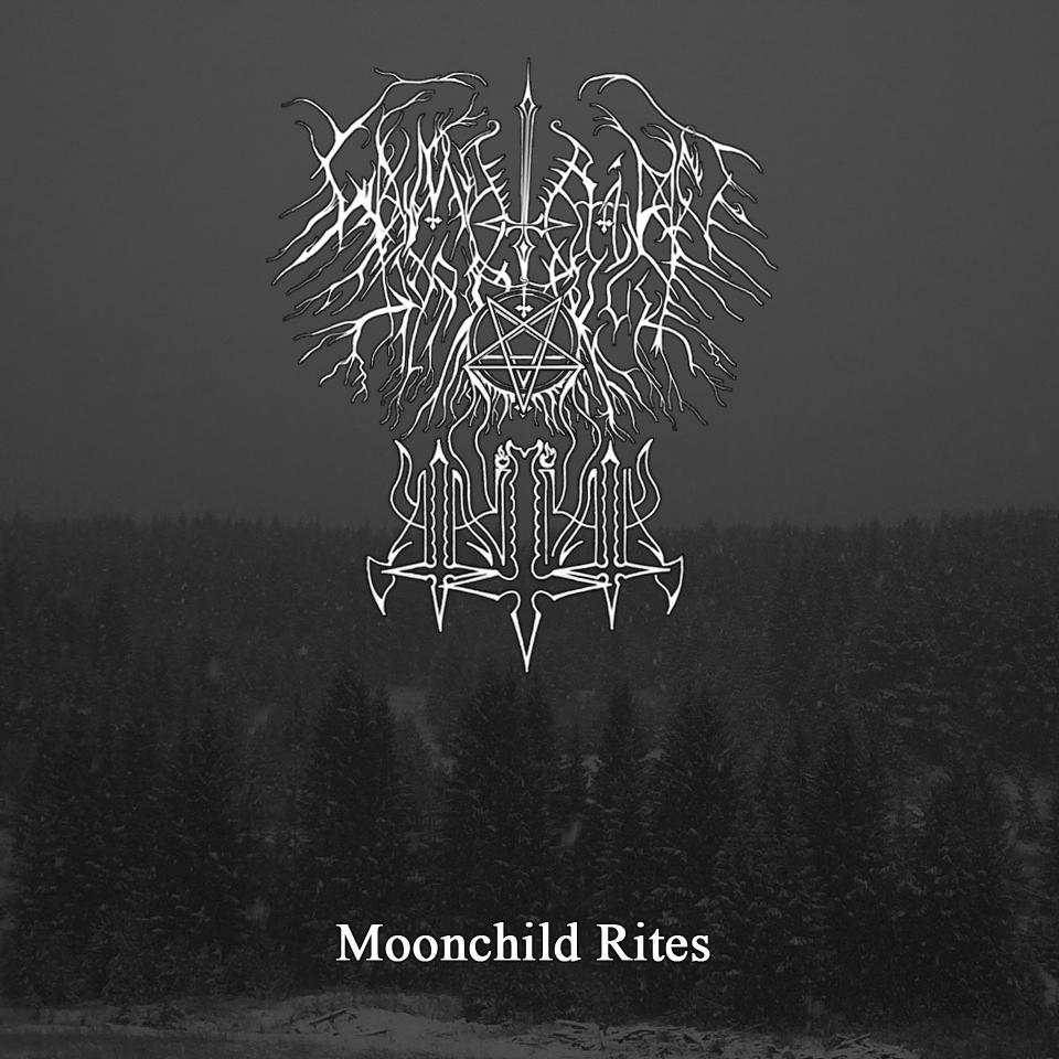 Ataatmath & Wampyric Bloodlust - Moonchild Rites (Split) (2012)