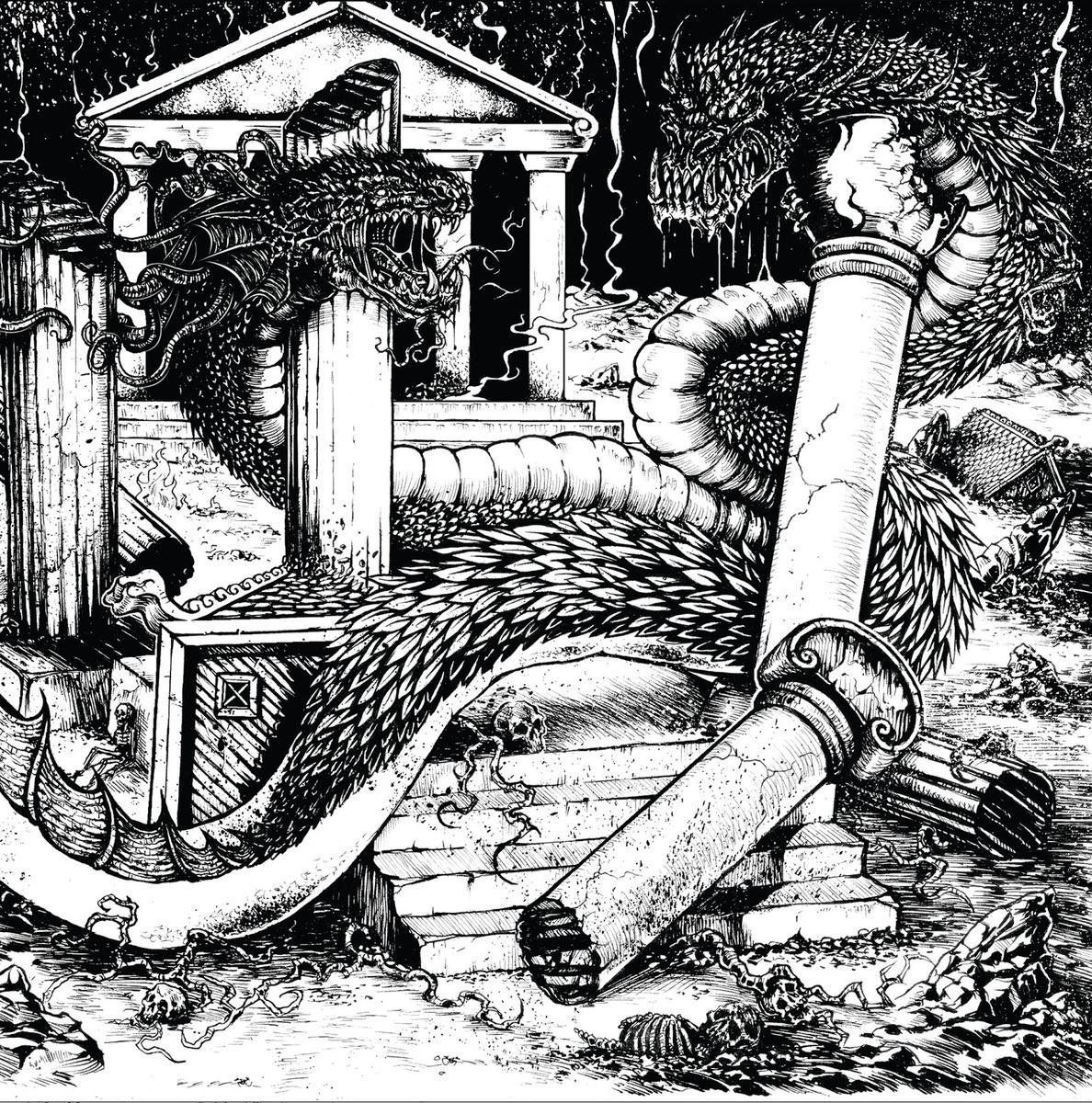 שְׁאוֹל - Sepulchral Ruins Below The Temple