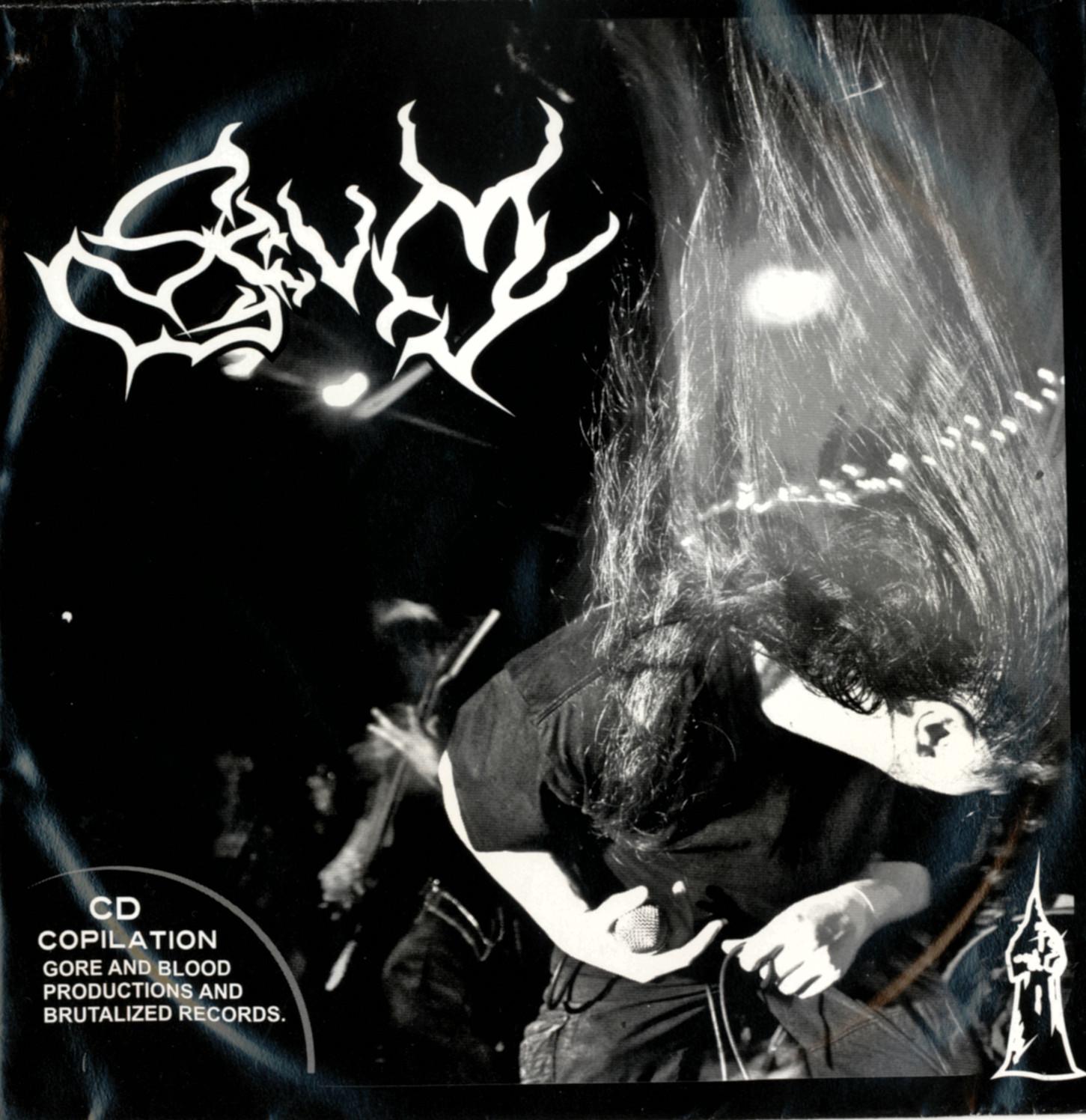 Данный сборник рассчитан на наиболее экстремальную категорию слушателей metal-музыки