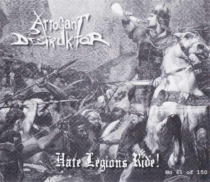 Arrogant Destruktor - Wrang - Split 2016