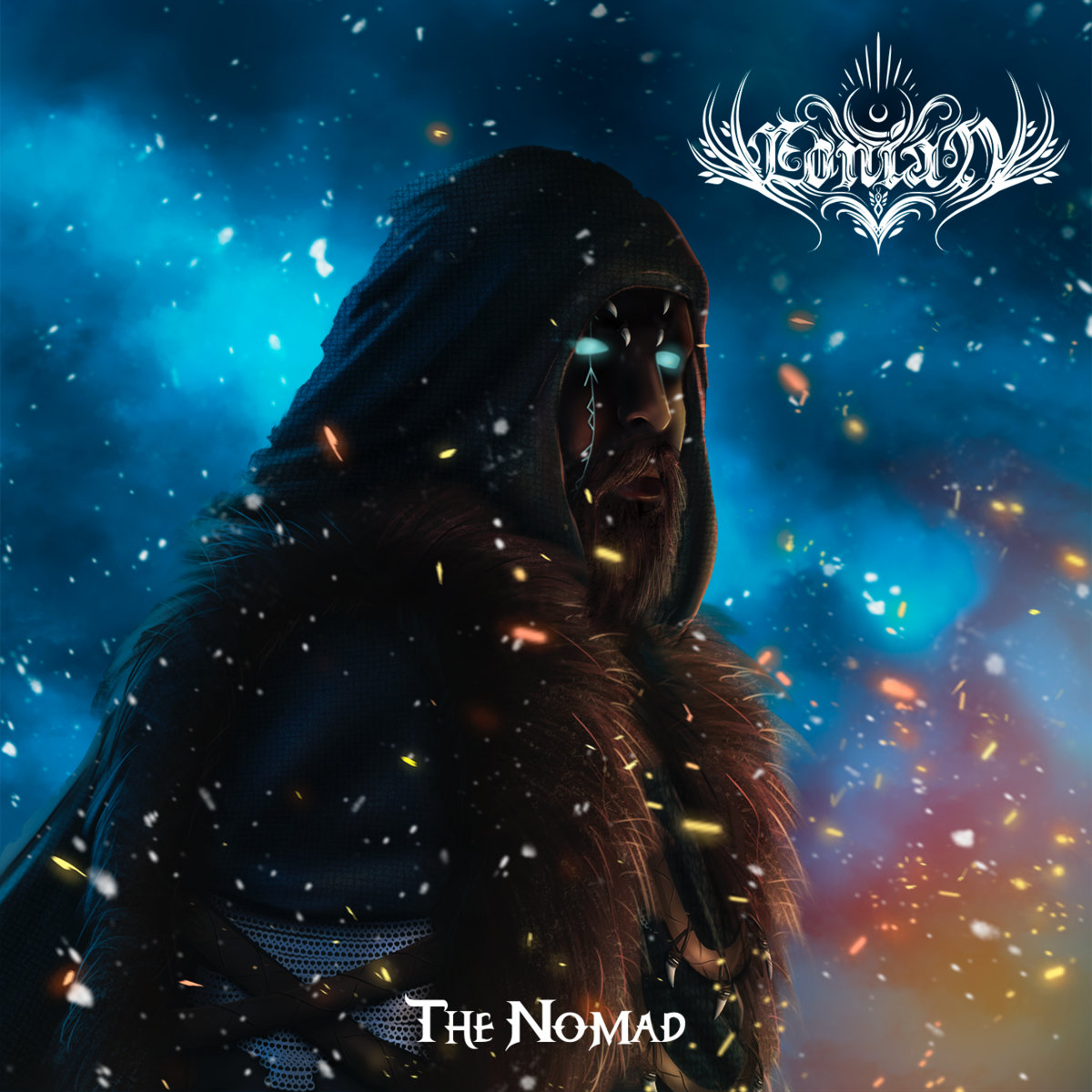 Eonian - The Nomad [EP] (2021)