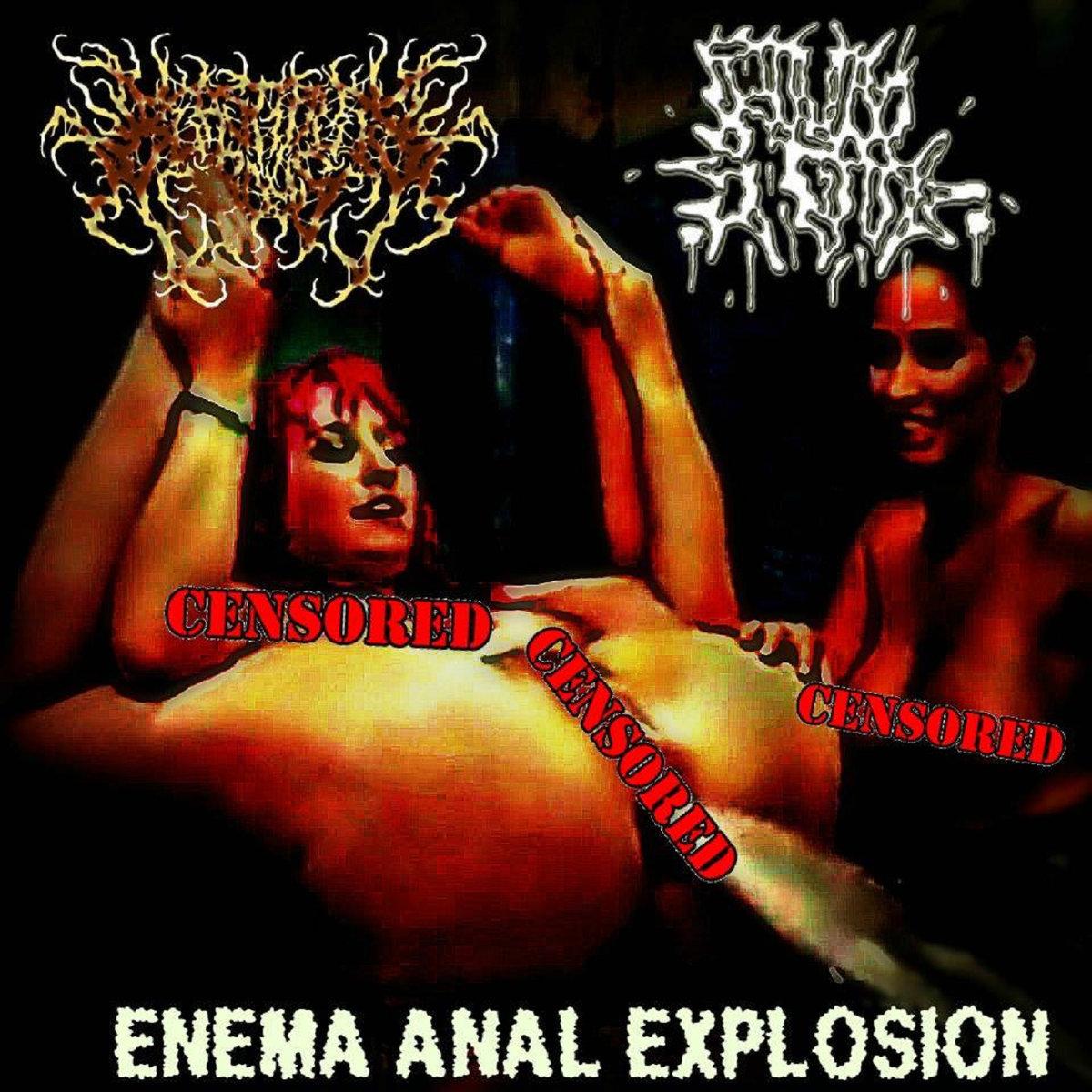 Dickgirl extreme enema anal porn kiss