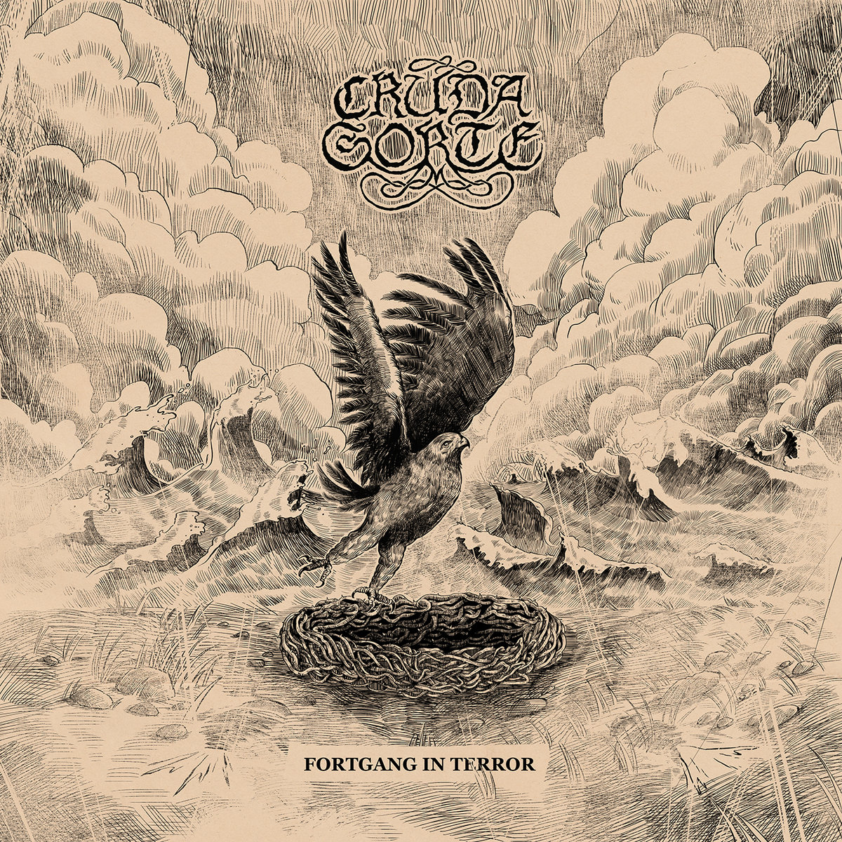 Cruda Sorte - Fortgang In Terror (EP) (2021)